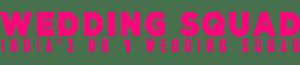 Wedding Squad logo