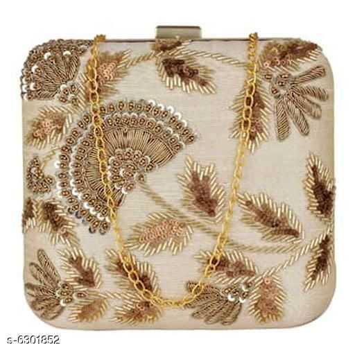 Premium Silk Clutches for Eveningwear - 2